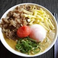 贅沢カレー丼(ミニサラダ付)